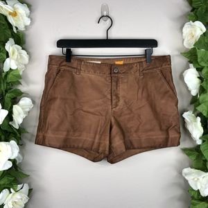 !Anthropologie Pilcro and the Letterpress Shorts